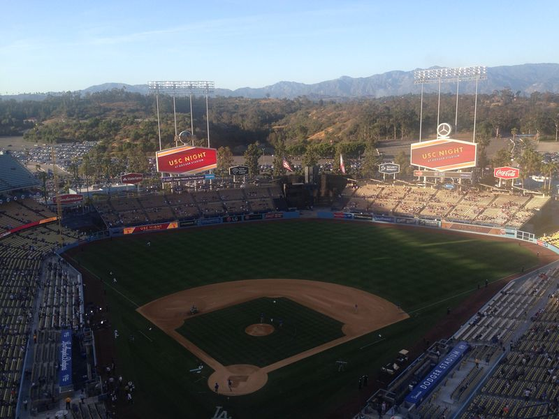 2015 Dodger Blog USC night pic 3