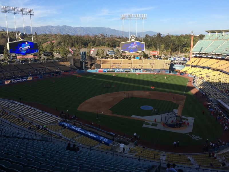 2016 Dodger Blog Freeway series 5