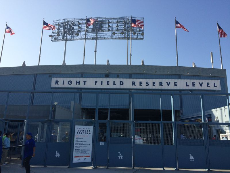 2016 Dodger Blog USC Night 2