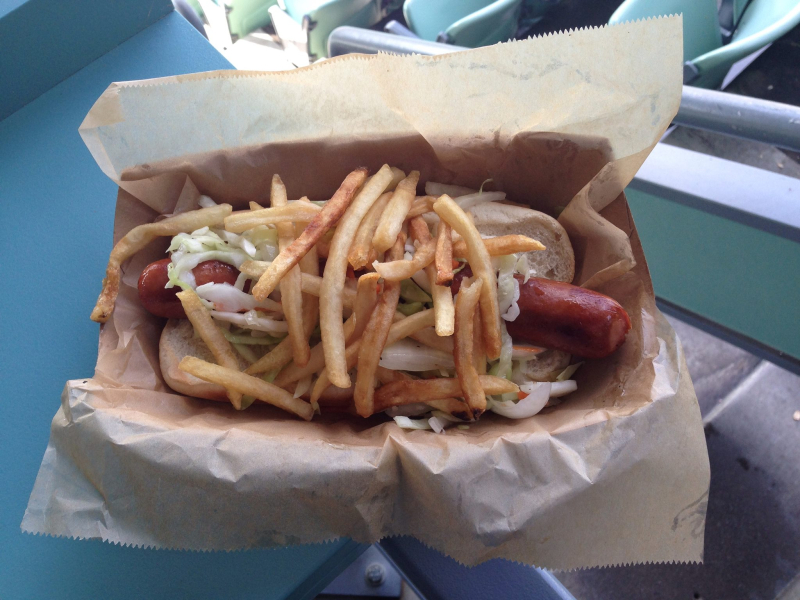 Dodger Dog Retrospective and Reviews pic 10 The Pirate Dog