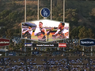 2017 Dodger Blog vs Padres game 3 pic 13