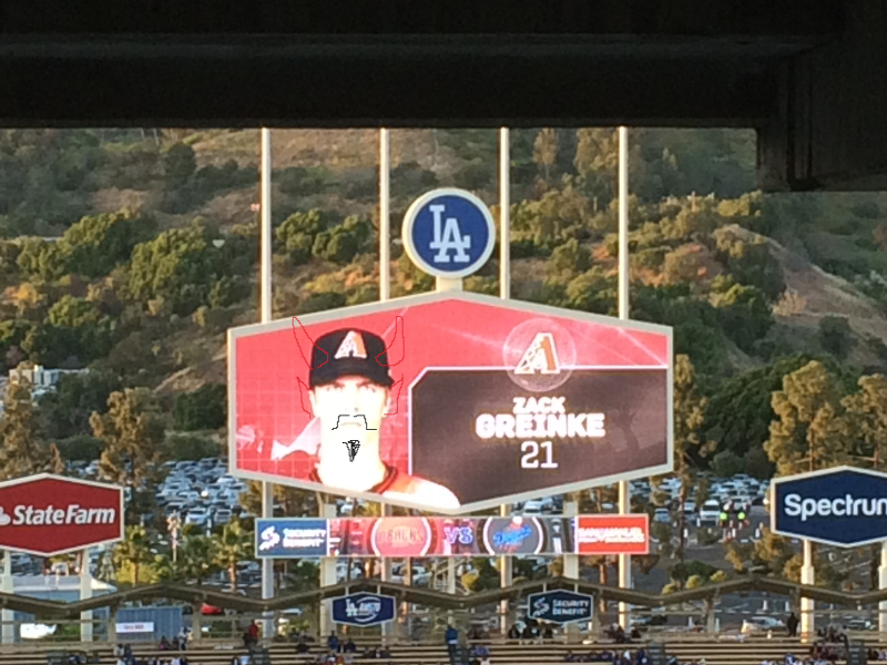 April 14th pic 1 Greinke