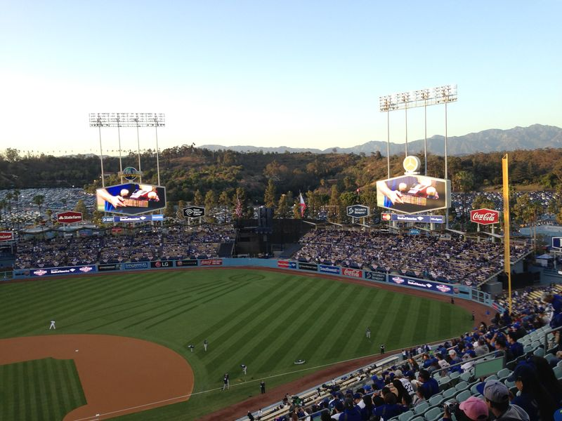 2015 Dodger Blog Opening Day pic 20