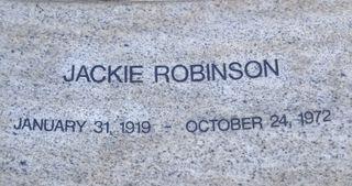 2015  Dodger Stadium Blog Jackie Robinson pic 2