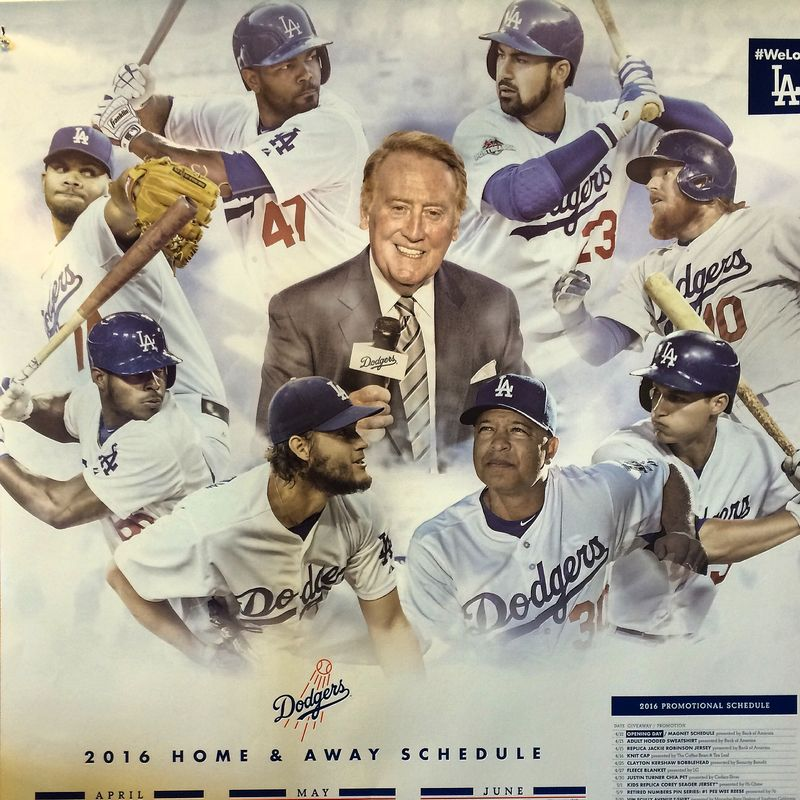 2016 Dodger Blog #1 Freeway Series pic 9
