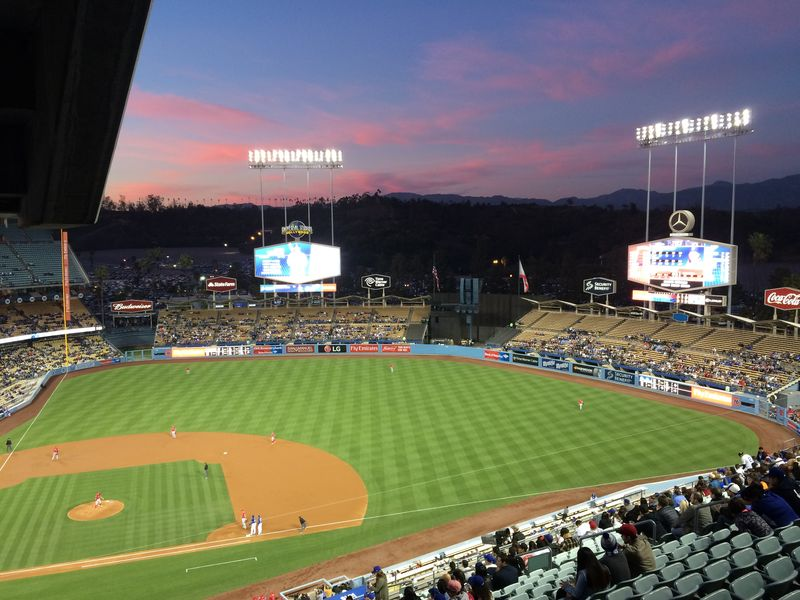 2016 Dodger Blog #1 Freeway Series pic 6