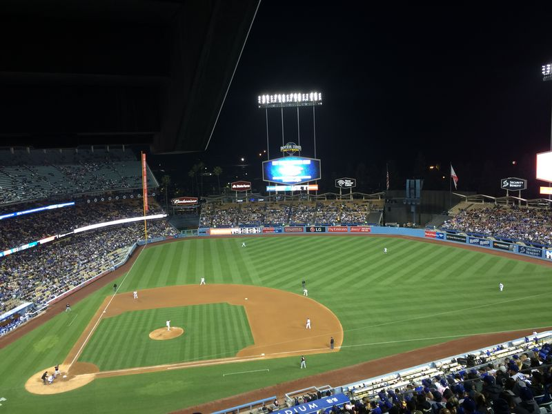 2016 Dodger Blog vs Miami Dee vs Kershaw 3