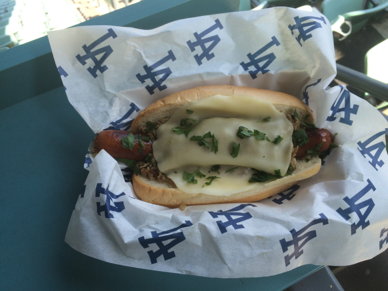 Dodger Dog Retrospective and Reviews pic 30 The Philly Cheese Steak Dog